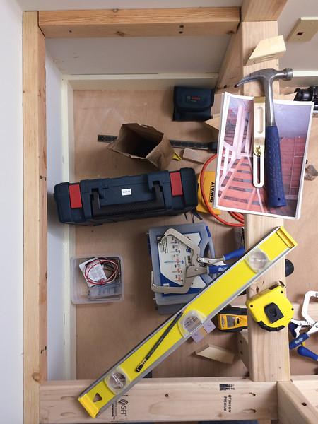 Still Life with Tools