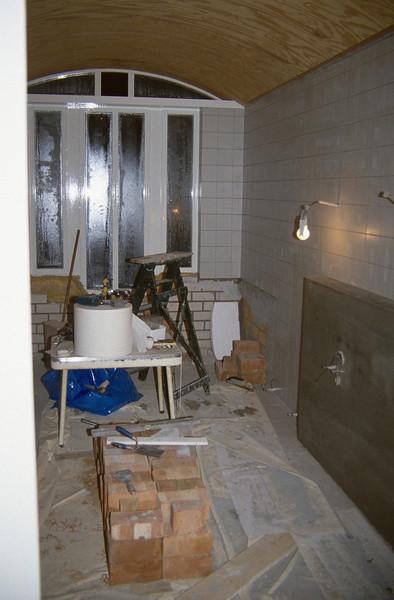 bathroom 2 (homebuilding 1990 - 1991)