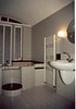 the bathroom 8 (heating with selfmade disignradiator, winter 1994)