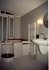 the bathroom 8 (heating with selfmade disignradiator, winter 1994)