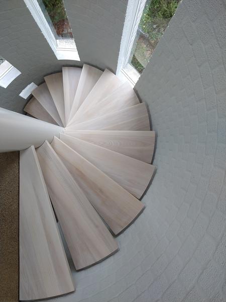 2020 staircase renovation