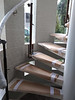 2021 assembling a stainless steel stair railing