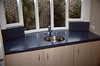 sink in CORIAN working surface (kitchenbuilding 1994)