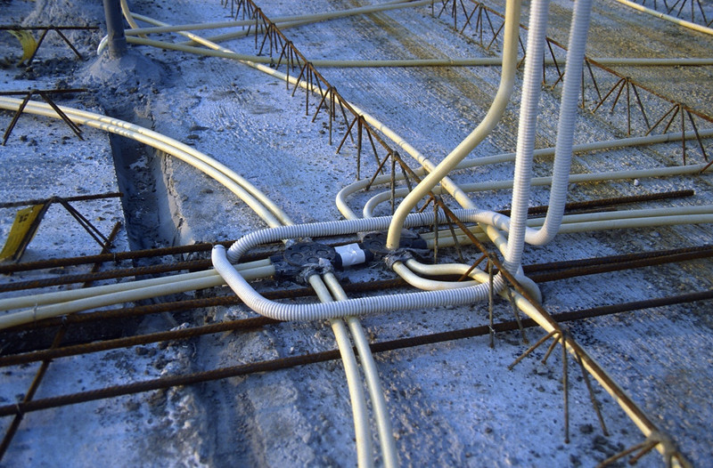 electrical tubes (building my house)