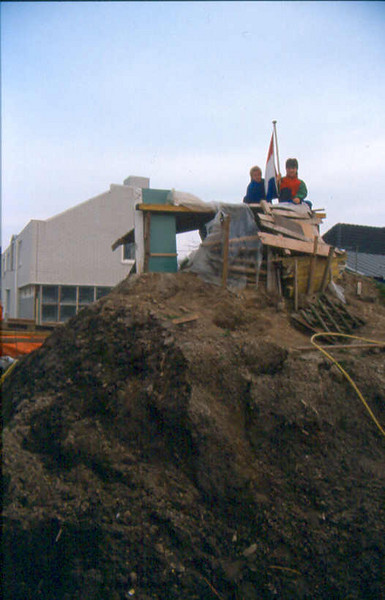 Jeroen's playground (building my house)