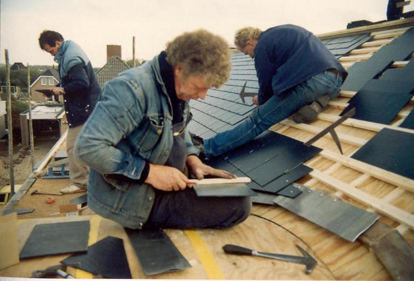 the slater Nol (Dec.1989, building my house)