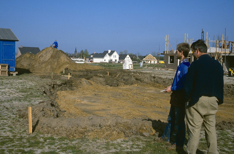 groundworks (building my house)