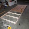 12'x4' Storage loft deck. Under construction!