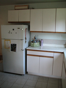 20120511_suite_07  The fridge has been replaced with a larger, newer Fisher-Paykel fridge.