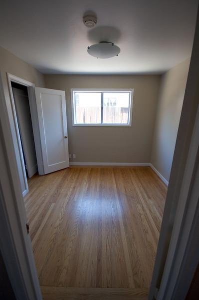 Smallest bedroom.
