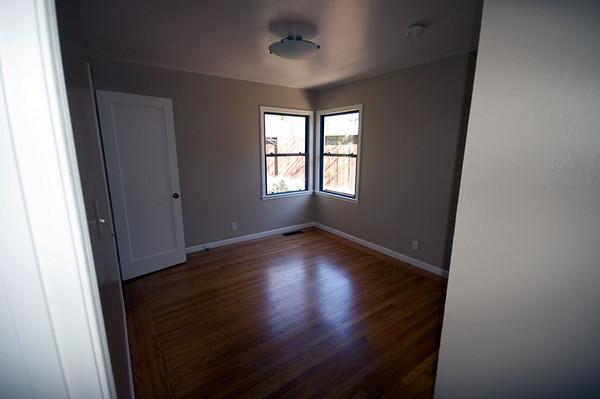 Medium bedroom.