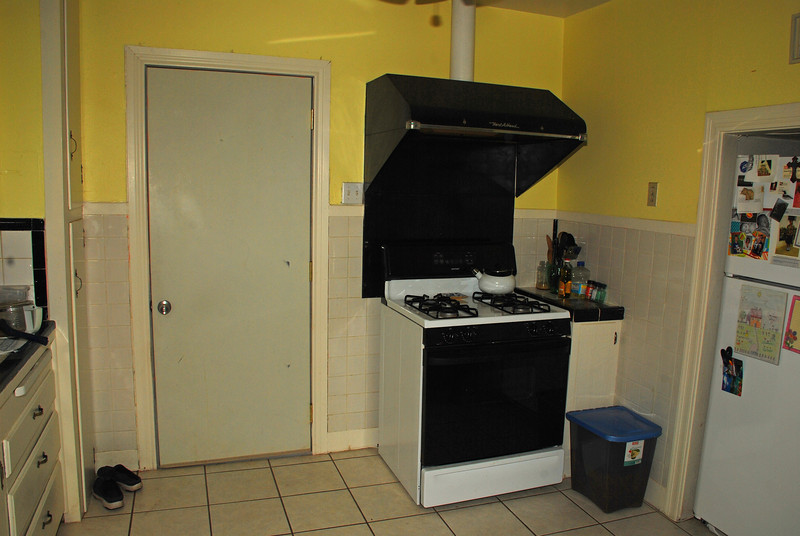 Kitchen Remodel--before