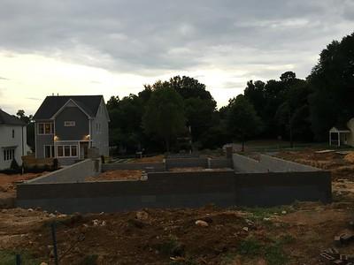 Construction of Virginia