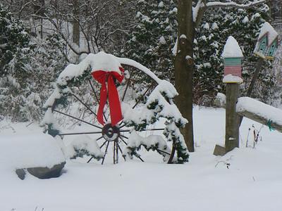 Snow - 12/14/2007