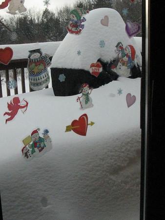 Snow 1/27-2/2 2011