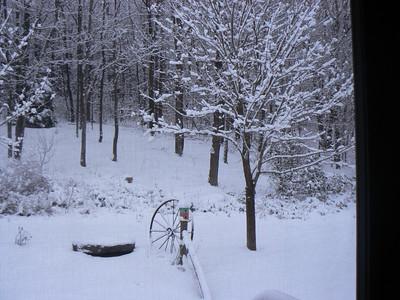 Snow - 2/23/2007