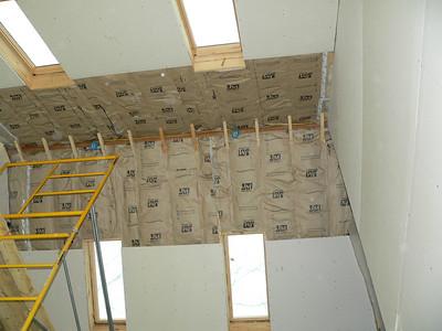 Workshop Drywall