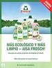 FROSCH detergents 2016 Spain 'Ahora en España - Más ecológico y más limpio -¡Usa Frosch!