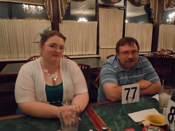 Dinner With Karen: May 30, 2014