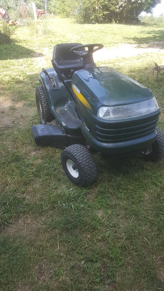 Craftsman mower 5 2016