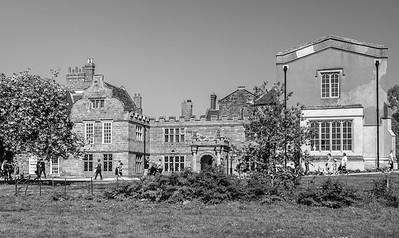 Delapre Abbey, Northamptonshire