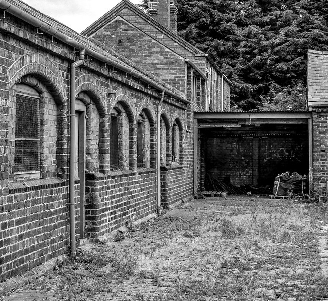 Delapre Abbey Stables, Northampton