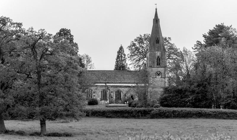 The Church, Kelmarsh Hall, Northamptonshire