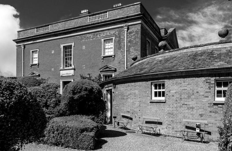 Side Aspect, Kelmarsh Hall, Northamptonshire