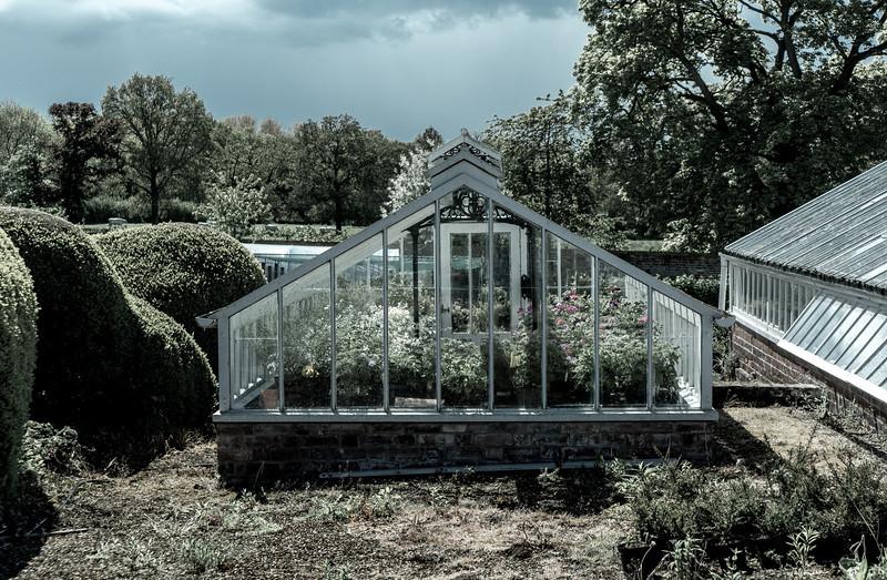 Little Greenhouse, Kelmarsh Hall, Northamptonshire