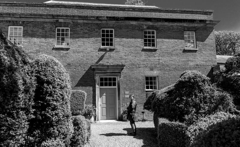 The Estate Office, Kelmarsh Hall, Northamptonshire