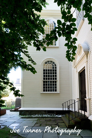 Trinity Episcopal Church, Newport, RI