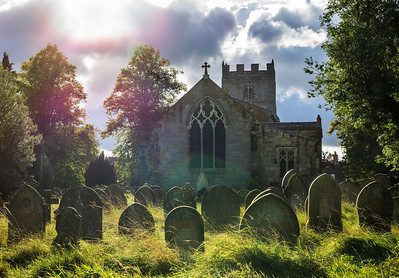 Easingwold Church - North Yorkshire UK 2017