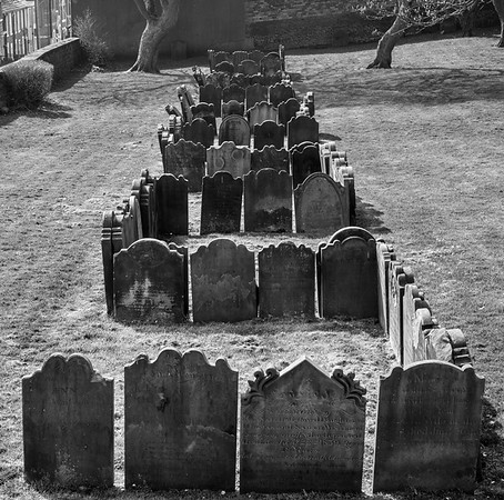 St Mary's Church Graves - Scarborough North Yorkshire UK 2018