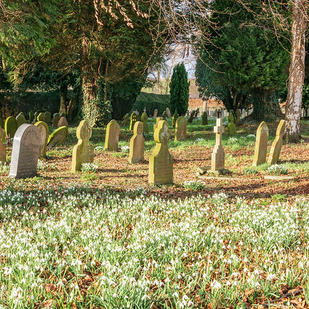 Helmsley Town Graveyard - North Yorkshire UK 2019