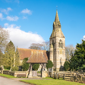St John The Evangelist Church - Whitwell-on-the-Hill North Yorkshire UK 2021