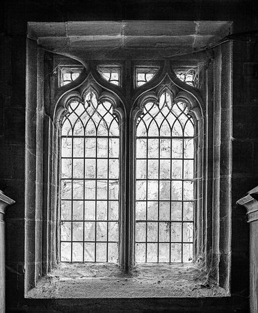 WIndow - Church in North Yorkshire UK 2019