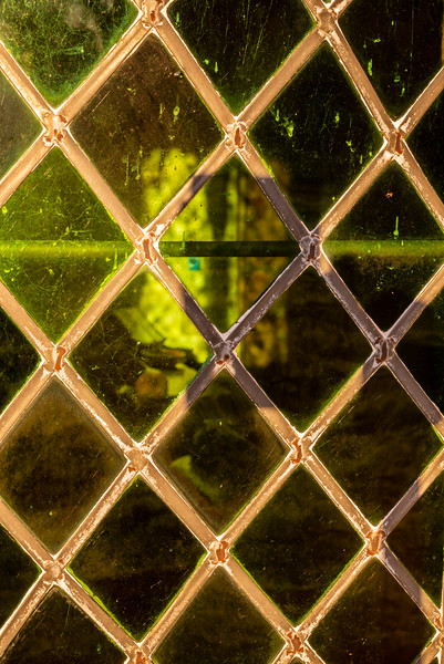 Window - Church of Saint Stephen Aldwark North Yorkshire UK 2018