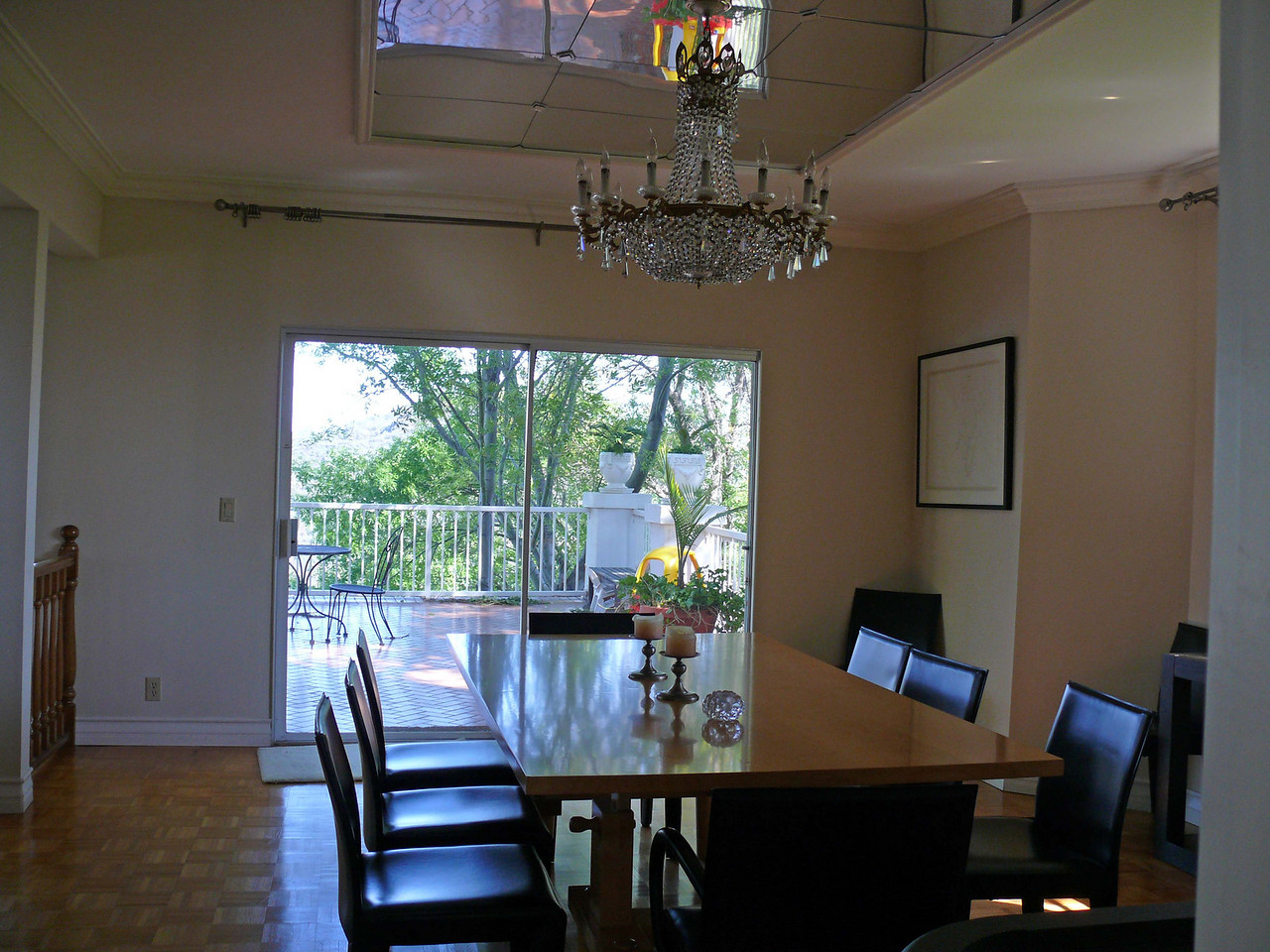 480 Bel Air dining room