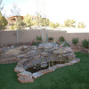 This is the back courtyard as we bought it in 2007