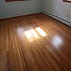 Bedroom floors done.