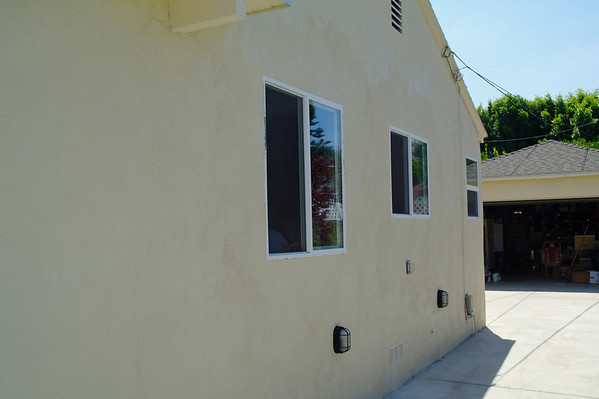 Encino house remodel, May to Aug 2012