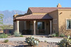 This is the front entrance of our new house in Green Valley, Pasadera, Arizona.