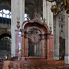 Saint-Eustache<br /> <br /> I don't know what this large carved object is, but it is impressive.