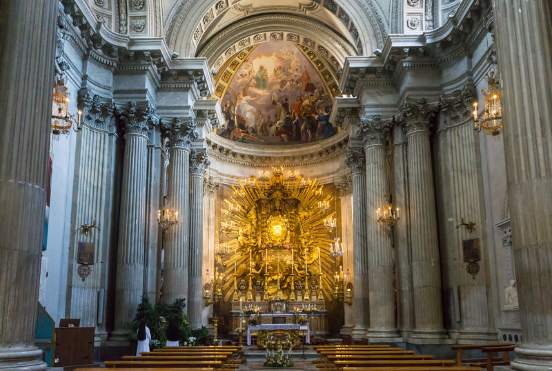 Santa Maria in Campitelli Church, Rome
