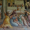 Fire in the Borgo, Raphael, Vatican Museum