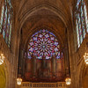 """The Church of the Blessed Sacrament <br><br> The organ was built in 1950 by a Canadian firm and rebuilt in 2005. See  <a href=""""http://www.nycago.org/Organs/NYC/html/BlessedSacrament.html"""">the New York City Chapter of the American Guild of Organists</a> for more detail."""
