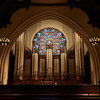 "Saint James' Church Schoenstein & Co. Organ <br><br> Schoenstein & Co. of San Francisco built the gallery organ over the Madison Avenue entrance. The gallery organ, Opus 156, has two manuals, 15 voices, and 17 ranks and was installed in 2008. According to <a href=""http://www.schoenstein.com/history.html"">the Schoenstein website, </a> the company is the oldest and largest organ factory in the Western U.S. The family has been building organs for five generations. The firm started in the Black Forest of Germany in the mid-19th century with branches in Odessa, Saint Petersburg, Berlin, and Stuttgart among others. In 1868, Felix F. Schoenstein came to San Francisco representing his father and brothers. By 1877 he established his independent firm. The website lists over 60 churches in the U.S. with Schoenstein organs, with over one-third in California. Among the notable Schoenstein organs is the organ of the Conference center of The Church of Jesus Christ of Latter-day Saints in Salt Lake City, Utah completed in 2003,  according to <a href=""http://en.wikipedia.org/wiki/Schoenstein_%26_Co."">Wikipedia.</a> Clients of the firm include the Boston Symphony Orchestra, the Eastman School of Music, the Kennedy Center, and the Washington National Cathedral."