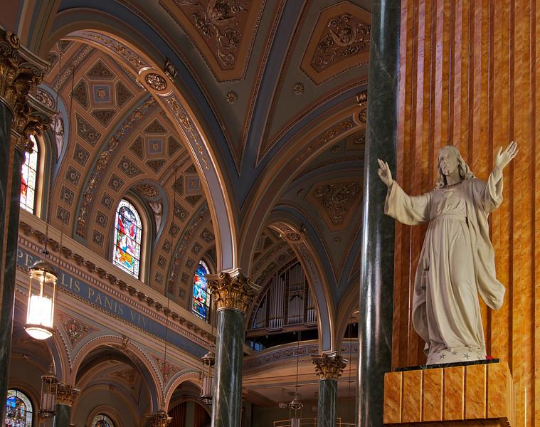 Saint Jean Baptiste Catholic Church