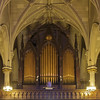 "Saint Patrick's Old Cathedral Henry Erben Organ <br><br> Henry Erben of New York City built the Old Patrick's Cathedral organ. Erben installed the organ in 1866-1868 in a Gothic style case made of black walnut. According to NYCAGO, the organ has greatly benefited from a lack of work and renovation over the years. According to <a href=""http://www.nycago.org/Organs/NYC/html/OldStPatrickCath.html"">NYCAGO</a> ""Neglect has been this organ's best friend-not much has been done to it, and it is an exceptional survivor from that age. The organ is the only example of an original, extant three-manual Erben, and is a jewel of organ building in New York City."" <br><br> According to the <a href=""http://books.google.com/books?id=cgDJaeFFUPoC&amp;pg=PA184&amp;lpg=PA184&amp;dq=Henry+Erben+organ&amp;source=bl&amp;ots=nOS-5igO8K&amp;sig=cwaJxsVyL2UhrsXb2xLo2FIpa4Y&amp;hl=en&amp;sa=X&amp;ei=jP2YUpmeKtbYoAT3iIKQCw&amp;ved=0CFAQ6AEwCg#v=onepage&amp;q=Henry%20Erben%20organ&amp;f=false"">The Encylopedia of Keyboard Instruments: The Organ,</a> Erben (1800-1884) was the foremost American organ builder of the second and third quarters of the 19th century. His quality of workmanship and materials were second to none. He was the son of an organist of Saint John's Chapel and built organs from 1824 until his death in 1884. He built approximately 150 organs in New York, the most famous and largest at Trinity Church in 1846. However, because his clientele was wealthy and could afford to replace organs, only a few of his organs exist. Only two of his three-manual organs exist, Old Saint Patrick's and Trinity Methodist in McLean, Virginia."
