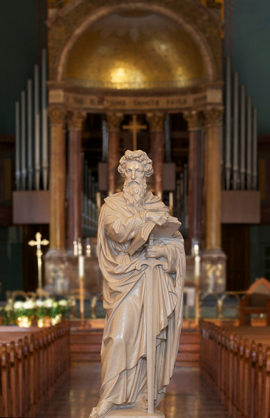 Saint Paul the Apostle Statue